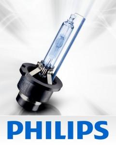 Xenonlampe von Philips
