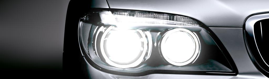 Xenonlicht BMW